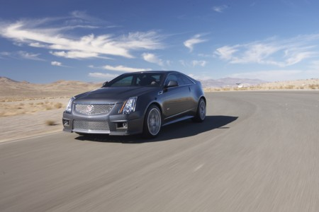"2011 Cadillac CTS Coupe: ""Seduction to the Supreme"""