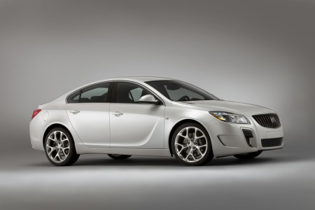 BUICK UNVEILS REGAL GS SHOW CAR