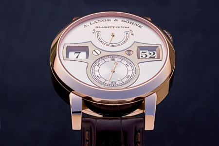 Incredible new Lange & Sőhne Zeitmaster  — the ultimate time machine