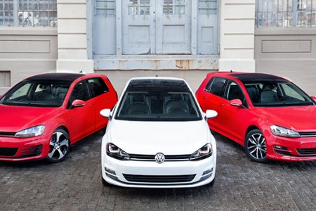 2015 VW Golf: Ready, Set, Golf!