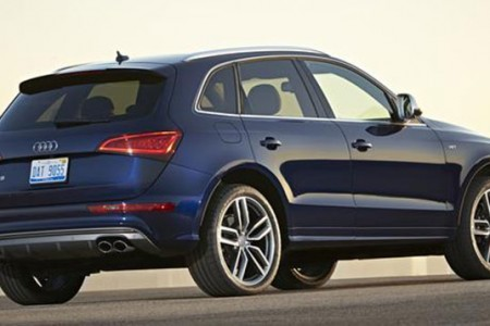 2014 Audi SQ5 quattro Tiptronic: Truth