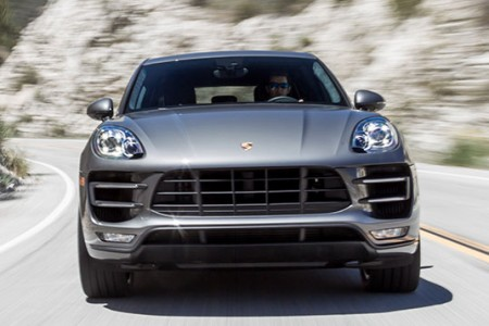 2015 Porsche Macan: Small Wonder