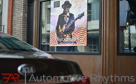 "DC Nights Celebrates the ""Beautiful Life"" of Chuck Brown with Kia's K900"