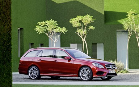 2014 Mercedes-Benz E350 4MATIC Wagon: Half Wagon, Half Amazing