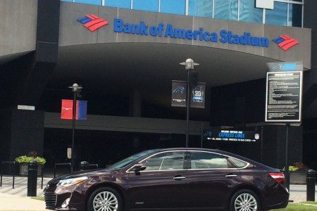 2014 Toyota Avalon Hybrid & The Annual Guys Weekend: Lions vs Panthers