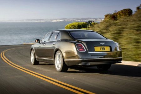Bentley Announces New Mulsanne Speed – The World's Fastest Ultra-luxury Driving Experience