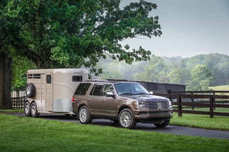 2015 Lincoln Navigator: Retuned, Restyled & Re-Engineered