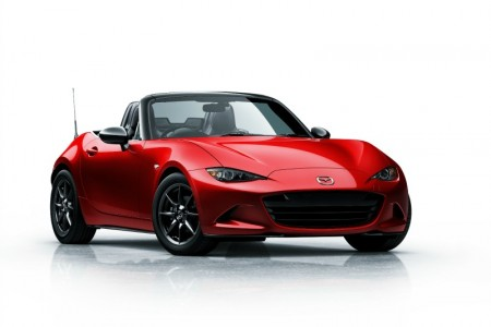 Mazda Launches 2016 MX-5