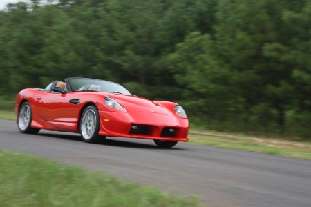 2015 Panoz 25th Anniversary Edition Esperante Spyder: Exclusivity Evolves