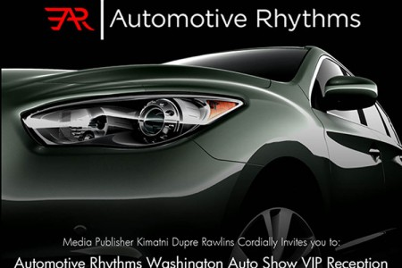 Automotive Rhythms Washington Auto Show VIP Reception