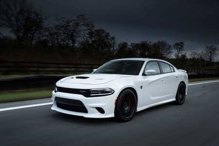 2015 Dodge Charger SRT Hellcat: Iron Lion from Zion