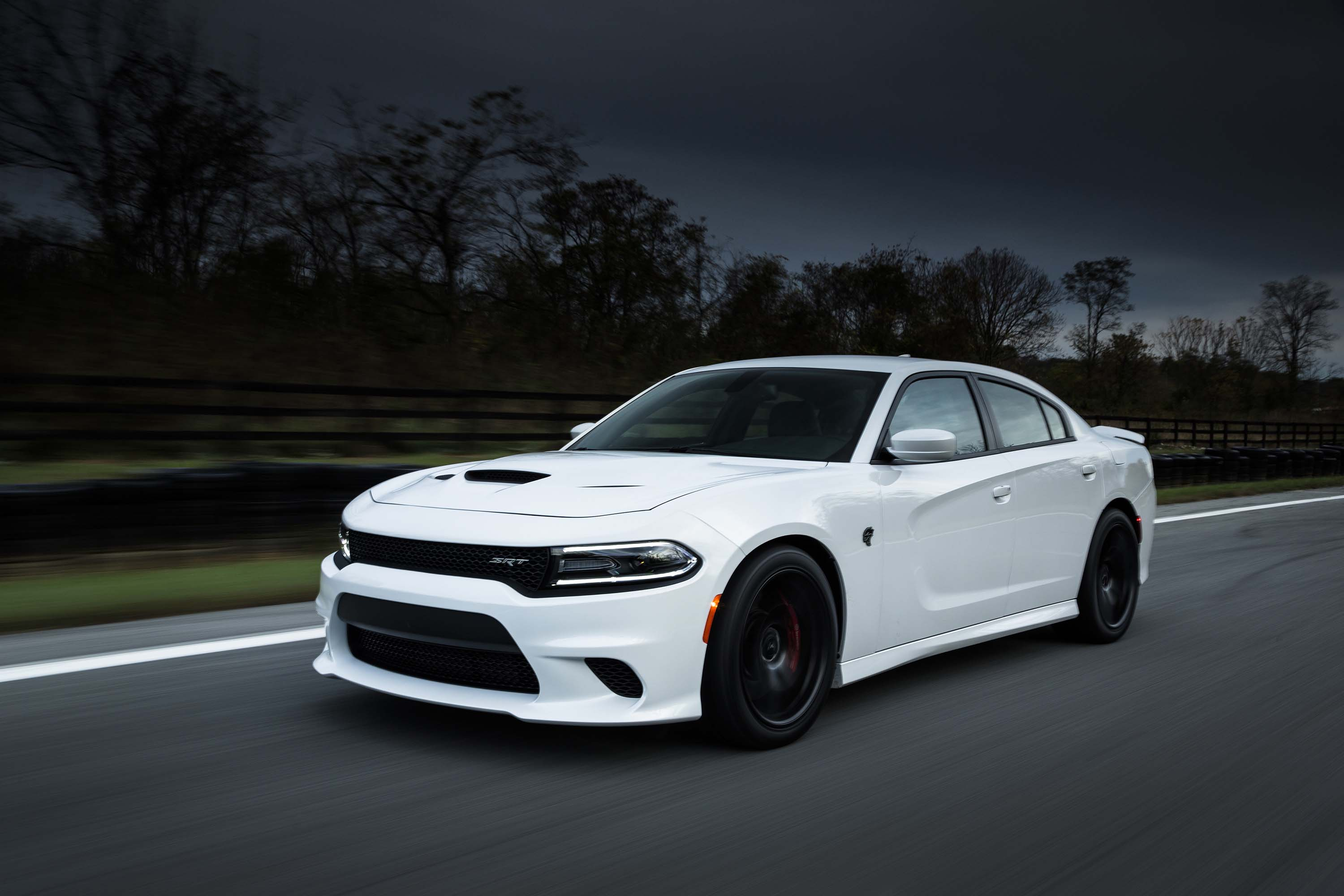 2015 Dodge Charger Srt Hellcat Iron Lion From Zion