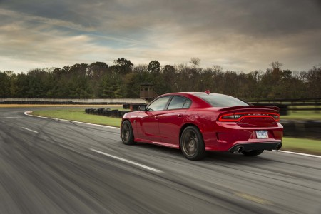 Charger Hellcat earns top SAMA honor at Miami Auto Show
