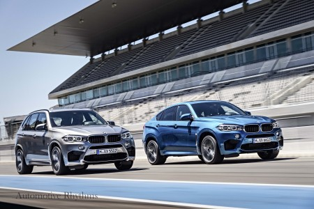 All-New BMW X5 M and BMW X6 M