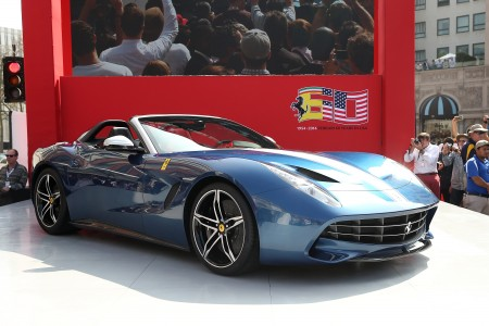 The F60 America Commemorates Ferrari's 60th year in America