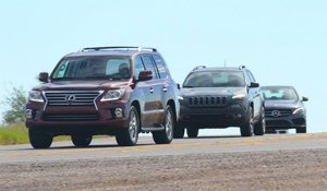 Carspondent.com Announces 2015 Model Year Active Lifestyle Vehicle Winners