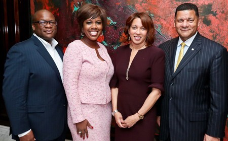 GM Honors Pamela E. Rodgers & Rodgers Chevrolet Woodhaven, Michigan during The Congressional Black Caucus