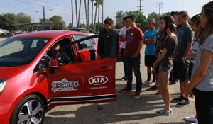 Kia Motors Expands Partnership with B.R.A.K.E.S. Teen Pro-Active Driving School to Provide No-Cost Defensive Driving Instruction