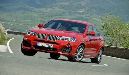 2015 BMW X4 xDrive35i Sports Activity Coupe: Small Wonder