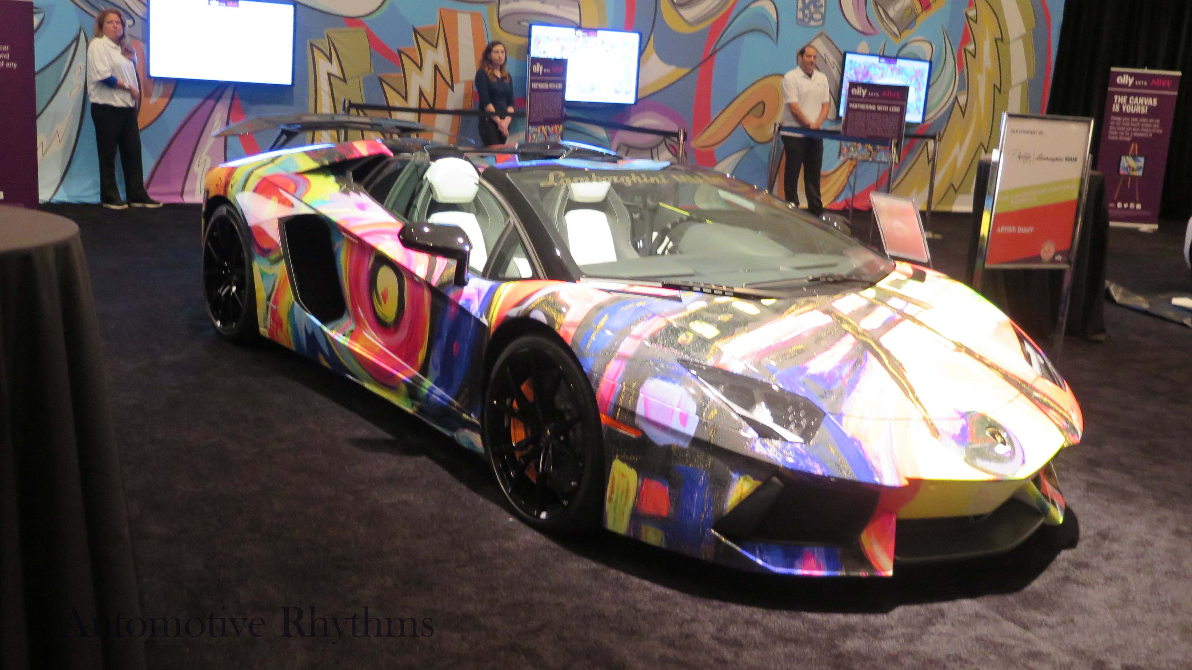 Miami Auto Show Cars Meet Art AUTOMOTIVE RHYTHMS - Car show miami today