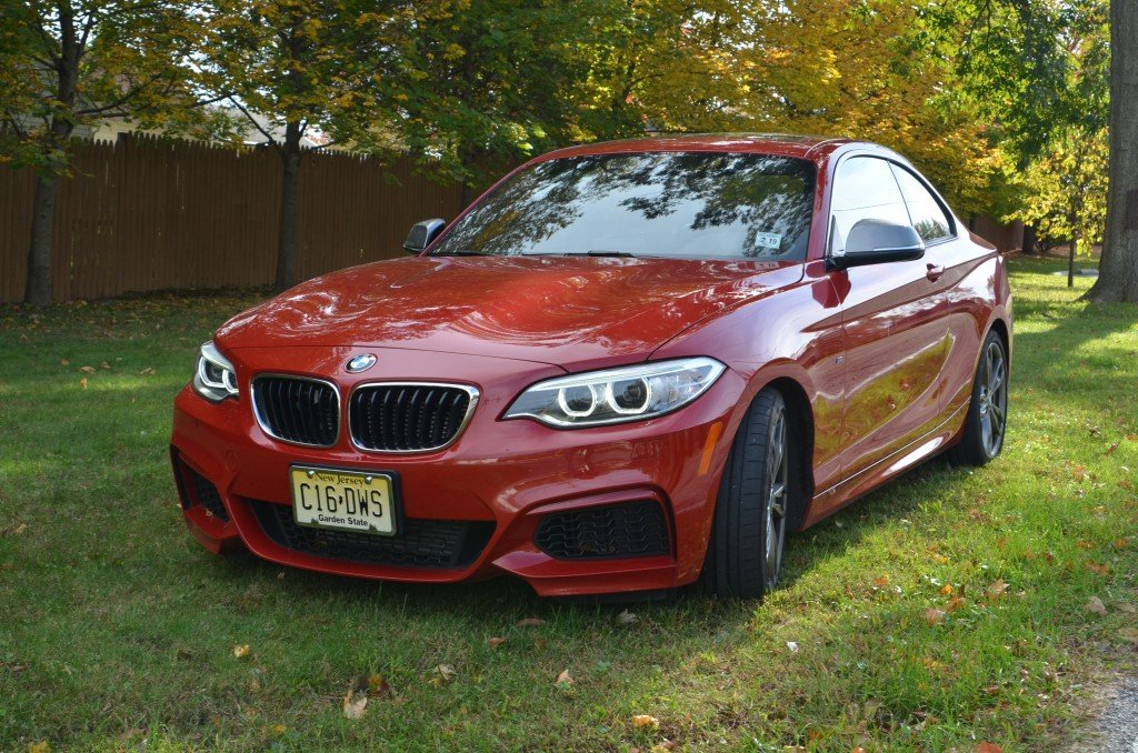ATB-BMW M235i front