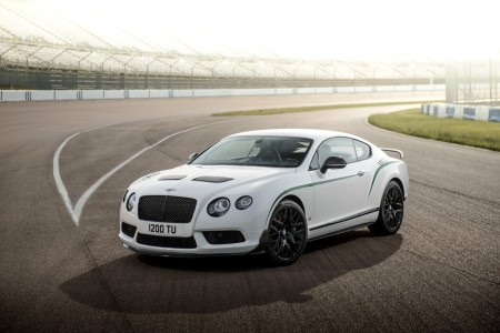 BENTLEY CONTINENTAL GT3-R ADDS POTENT ICE POWER IN 2015