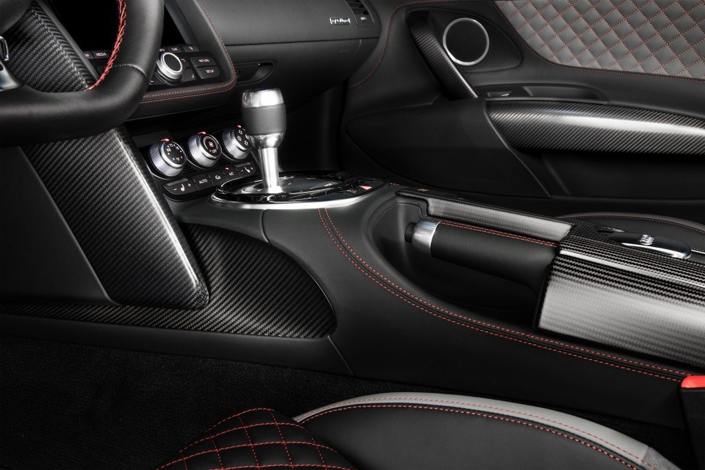Limited-edition-AudiR8-competition-interior