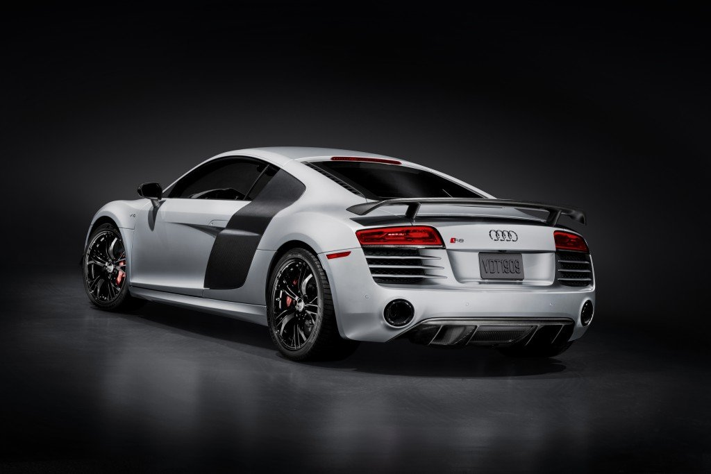Limited-edition-AudiR8-competition-rear