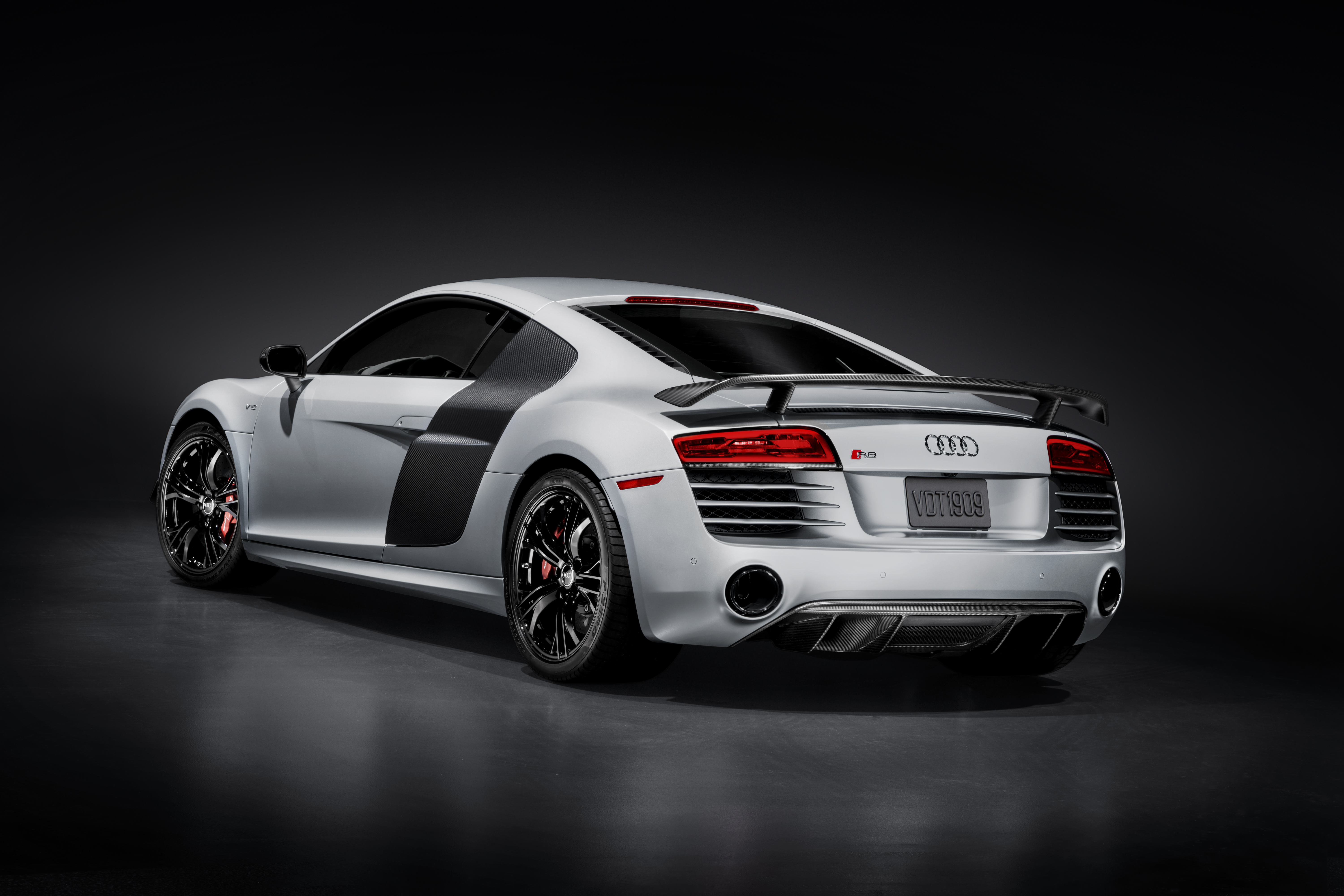 Limited Edition Audi R8 Competition To Debut At Los