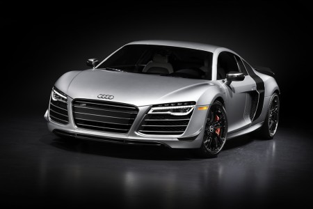 Limited-edition Audi R8 competition to debut at Los Angeles Auto Show