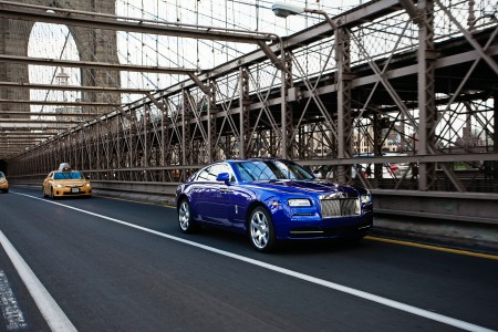 ROLLS-ROYCE MOTOR CARS WRAITH TO RECEIVE POPULAR SCIENCE MAGAZINE'S 2014 BEST OF WHAT'S NEW AWARD