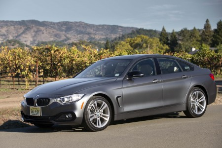 Travel Iconic: Experience the Beauty of Napa Valley with BMW's 4 Series Gran Coupe