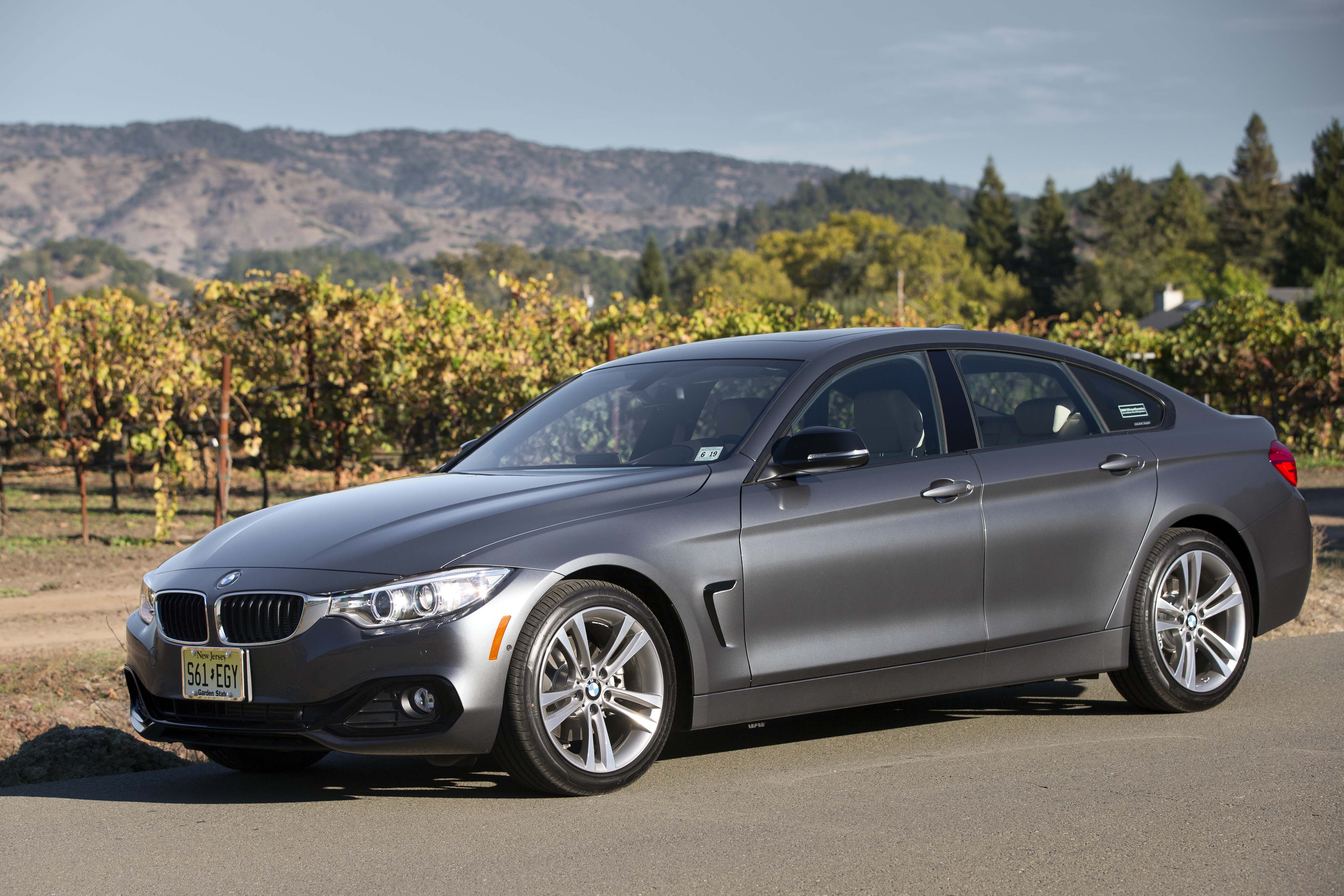 travel iconic experience the beauty of napa valley with bmw s 4 series gran coupe automotive. Black Bedroom Furniture Sets. Home Design Ideas