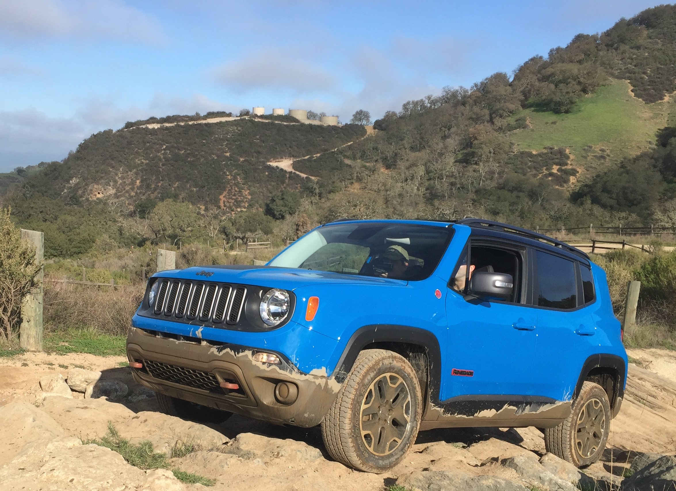 2015 Jeep Renegade Small but Rough Rugged & Raw