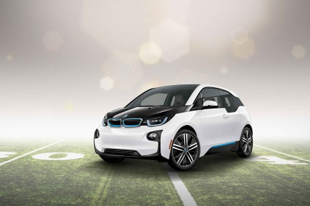 BMW to Advertise All-Electric BMW i3 during Super Bowl XLIX