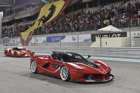 Ferrari FXX K World Debut