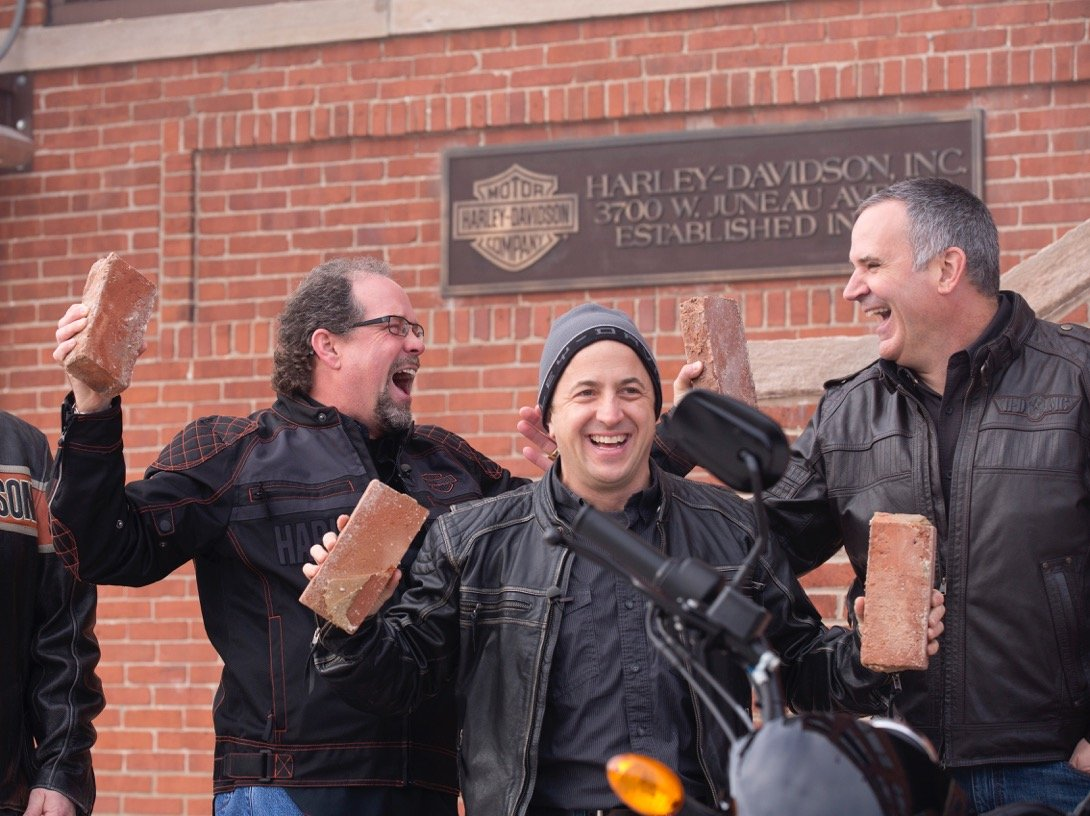 HARLEY-DAVIDSON and STURGIS PLAN 75-YEAR AGREEMENT 2