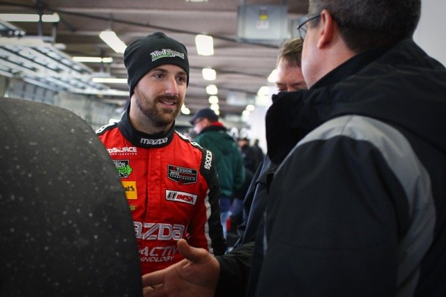 JAMES HINCHCLIFFE Addded to Mazda DRIVER LINEUP FOR THE ROLEX 24 AT DAYTONA