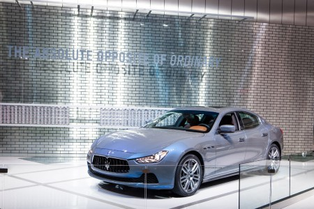 "MASERATI KICKS OFF 2015 WITH NEW ""ERMENEGILDO ZEGNA"" DESIGN CONCEPT UNVEILING AT THE 2015 DETROIT NORTH AMERICAN INTERNATIONAL AUTO SHOW"