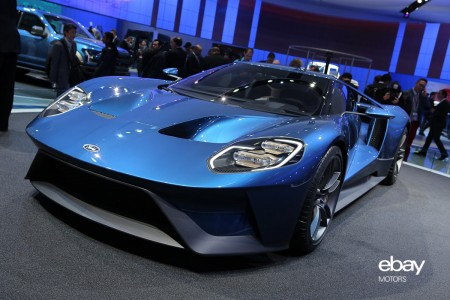 Ford's New Era of Performance Debuts at Detroit Auto Show