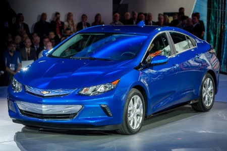 2015 Washington Auto Show: Chevrolet EV Owner Discussion