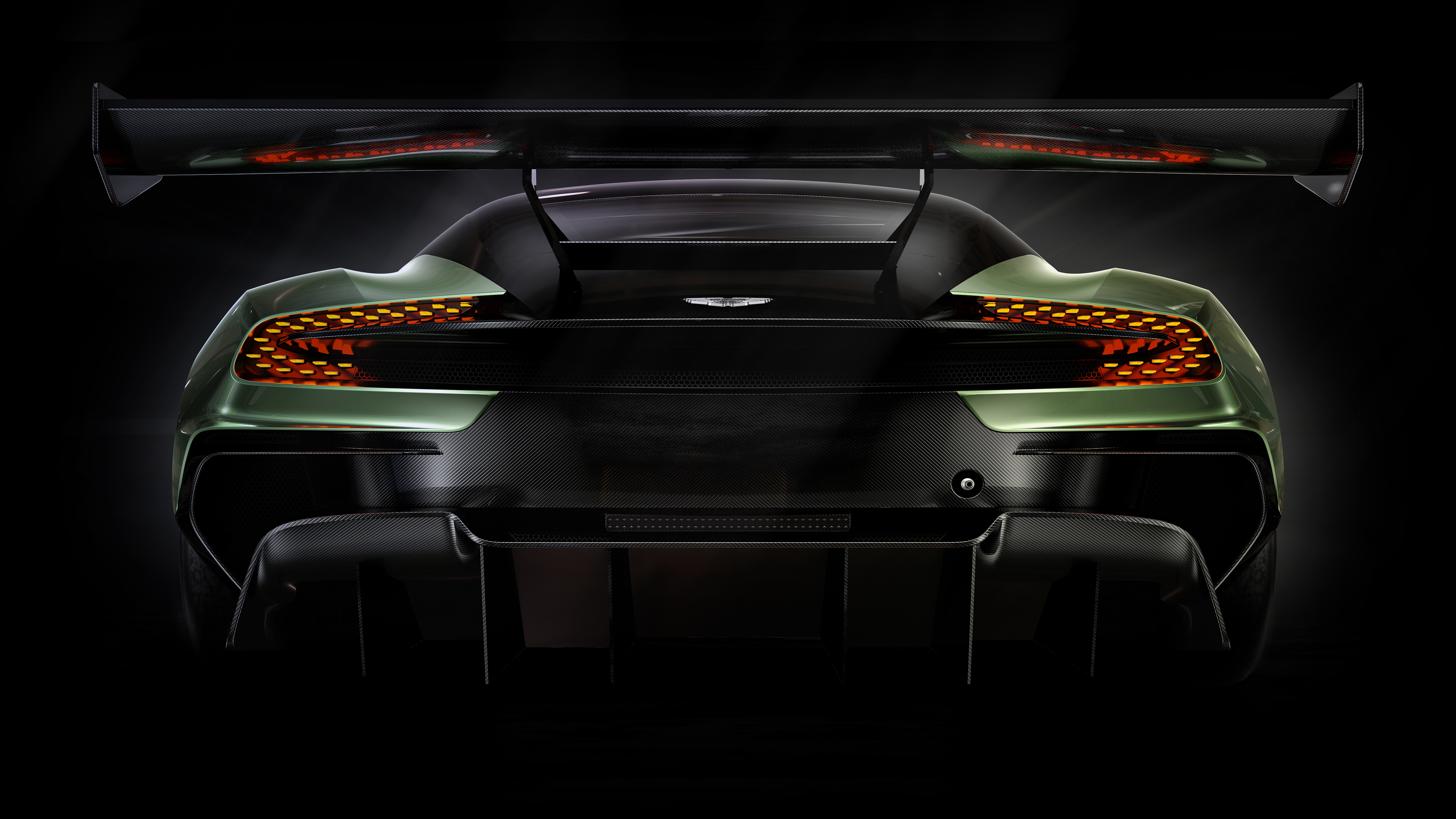 Introducing The Aston Martin Vulcan A Track Only Supercar