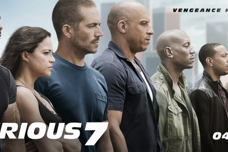 FURIOUS 7 FANDEMONIUM Contest Form