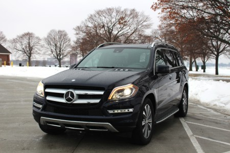 2015 Mercedes-Benz GL350 BlueTEC 4MATIC: Premium Diesel Performance