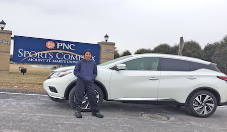 Making Moves With Dad in the 2015 Nissan Murano: A Fit Fathers Getaway