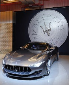 Maserati Alfieri at CAIS 2015