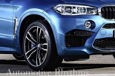 Michelin Pilot Super Sports Chosen for the new 2015 BMW X5 M and X6 M