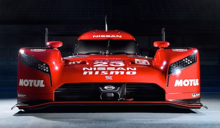 Nissan GT-R LM NISMO Racer to Debut at 2015 Chicago Auto Show