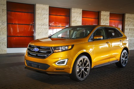 2015 Ford Edge: Unfinished Business