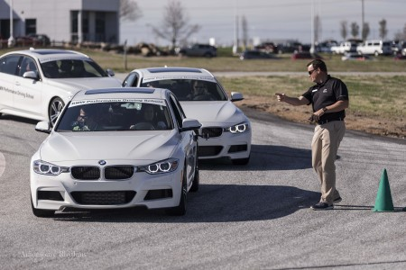 BMW Teen Driving School: Academic Safety Techniques
